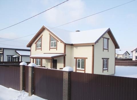 Дом 230 кв.м на участке10 сот. в пос. Подосинки-35 км от МКАД - Фото 4