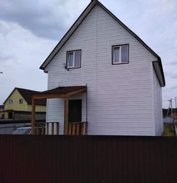 Купить дом из бруса в Одинцовском районе с. Сидоровское - Фото 1