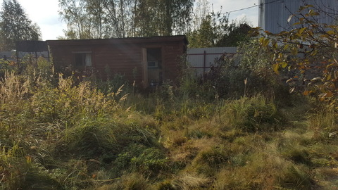"""Продается участок 10 соток на первой линии в поселке """"Загорянский"""" - Фото 2"""