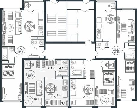 Продам однокомнатную квартиру в новом доме! - Фото 2