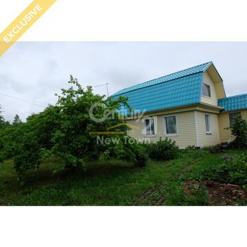 Черная речка, дом 59,3 м2 - Фото 2