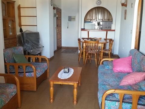 3х комнатная квартира в Испании с видом на море и бассейном. - Фото 3