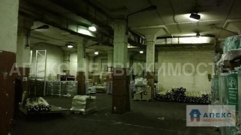 Аренда помещения пл. 1200 м2 под склад, м. Речной вокзал в складском . - Фото 5