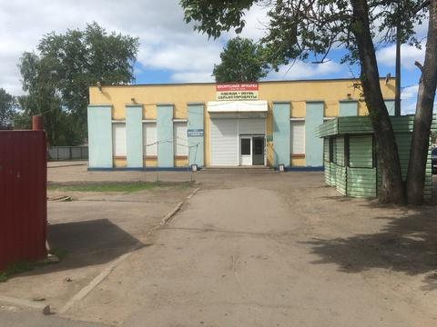 Здание 601м2 с земельным участком в г. Волхов - Фото 1