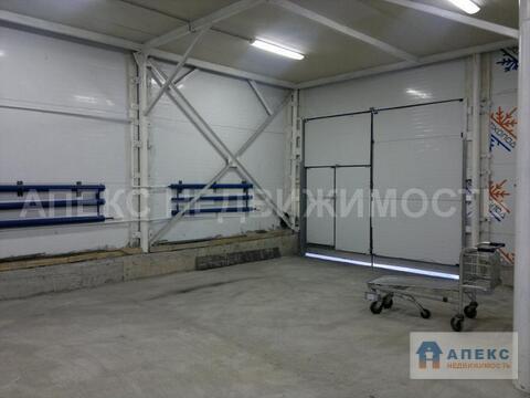 Аренда склада пл. 370 м2 м. Печатники в складском комплексе в . - Фото 1