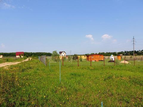 53 км по Симферопольскому ш. без пробок. 9 соток + элект-во 15 квт - Фото 5