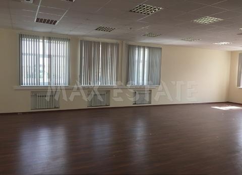 Офис 161 м2 м. Парк культуры, ул. Россолимо д.17с2 - Фото 3