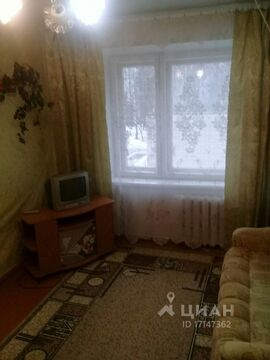 Комната Псковская область, Псков ул. Труда, 55 (12.0 м) - Фото 1