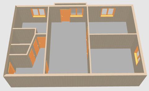 Продажа или обмен – 3 комнатная в Тирасполе по ул.Федько - Фото 3