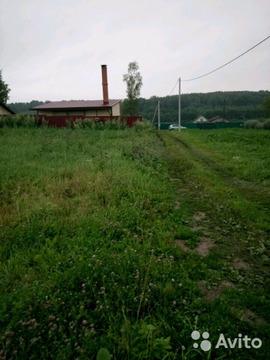 Участок 12 сот д.Севрюково рядом пруд и лес - Фото 3