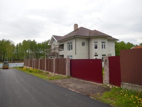 Продается дом. , Сатино-Русское д, Заречная улица - Фото 1