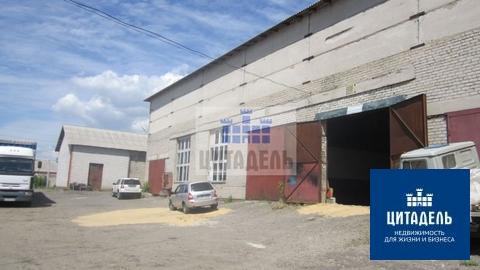 Производственная база г. Лиски Воронежская область - Фото 1