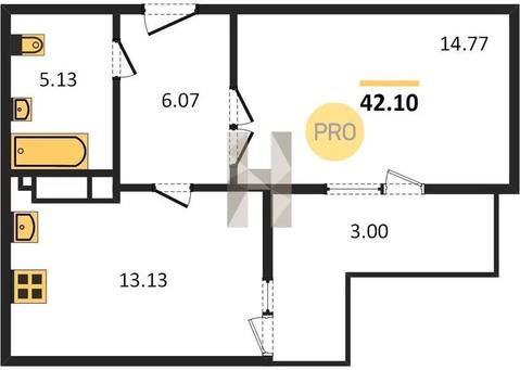 Объявление №50904377: Квартира 1 комн. Самара, Карла Маркса пр-кт., дом 4б,
