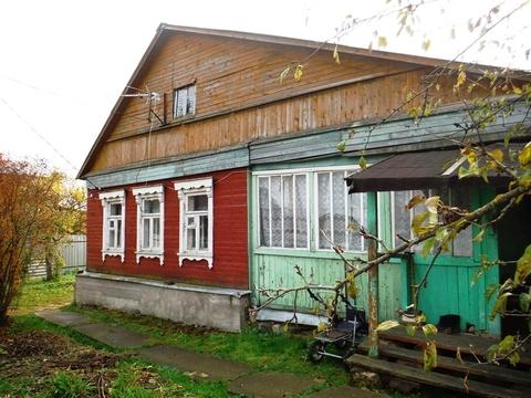 Продается жилой дом в Наро-Фоминске, район Мальково с коммуникациями - Фото 2