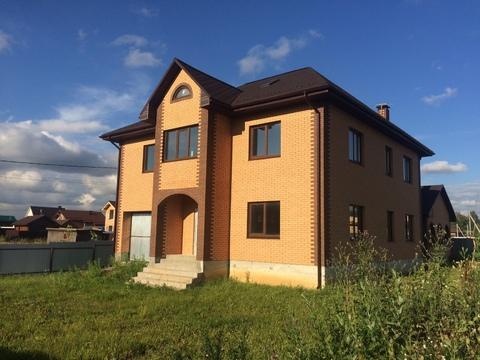 Дом 210 кв.м. на участке 12 соток в мкр. Белые столбы - Фото 1