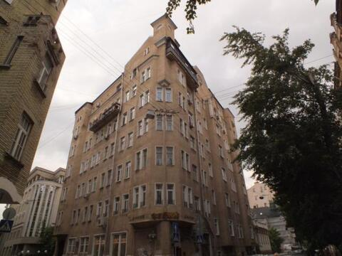Продажа квартиры, м. Маяковская, Трехпрудный пер. - Фото 1