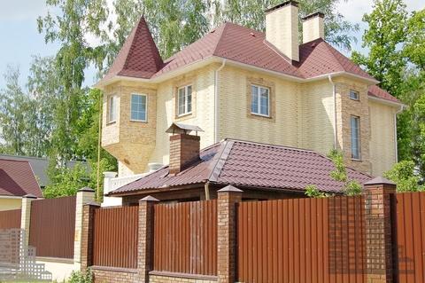 Коттедж 420м в охраняемом поселке в 5 км от Москвы, все коммуникации - Фото 2