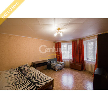1-ная квартира с оригинальной планировкой - Фото 2