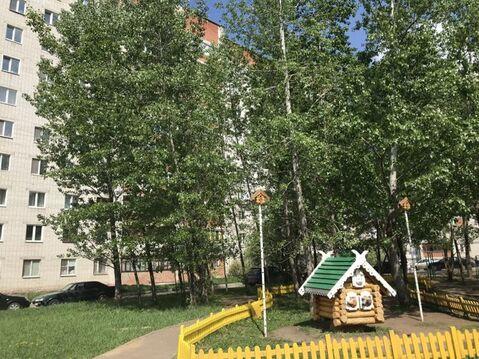 2-комнатная квартира 52 кв.м. 5/9 кирп на ул. Академика Парина, д.18 - Фото 1