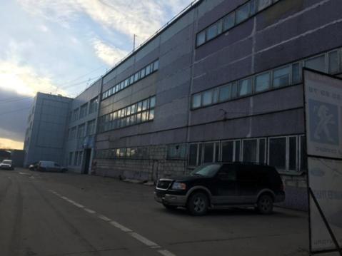 Производственно-складское здание с офисными помещениями - Фото 2