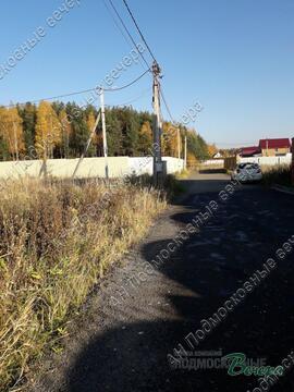 Горьковское ш. 30 км от МКАД, Ельня, Участок 9 сот. - Фото 5