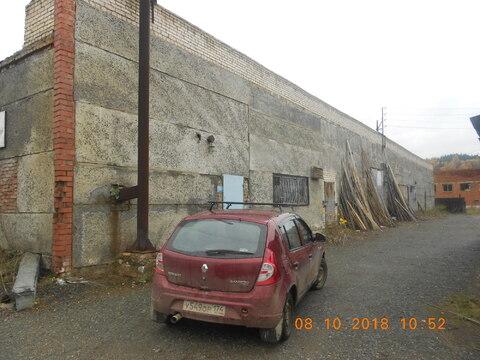 Продаётся нежилое здание свободного назначения в г. Нязепетровске - Фото 2