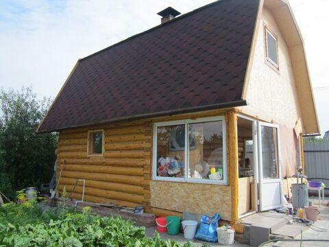 Дачный дом для круглогодичного проживания - Фото 1