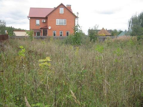 Участок 8 соток в деревне Осташково Мытищинского района - Фото 1