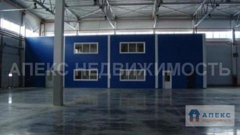 Продажа помещения пл. 10547 м2 под склад, производство, , офис и . - Фото 4