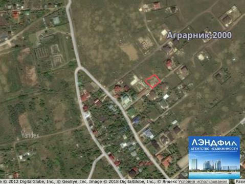 Участок под садоводство, СНТ Аграрник-2000, Усть-курдюмское шоссе - Фото 3