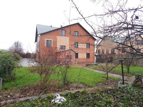 Трехэтажный дом 480 кв м на участке 13 сот в п.Тучково - Фото 2