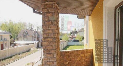 Двухэтажный коттедж 360м в ДНП Военнослужащий, Беляниново - Фото 3