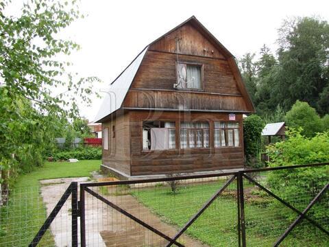 Продаю дом 60 кв м на участке 8 соток. Ленинградское шоссе, 24 км . - Фото 1