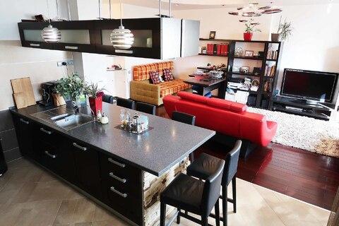 Продажа двухуровневой квартиры на Удальцова - Фото 4