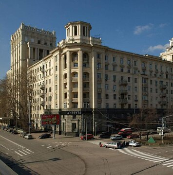 От собственника квартира 80 кв.м, м.Киевская - Фото 1