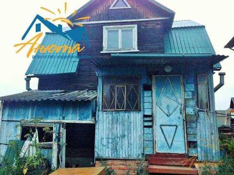 Продается дом 55кв.м.в Обнинске по улице Белкинская + 6 соток земли - Фото 1