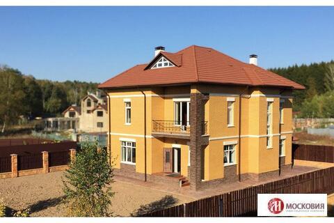 Меблированный дом 360 м2 в Новой Москве, 33 км по Варшавскому ш. - Фото 3