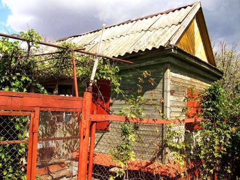 Продается дачный участок с домиком в Кир. р-не
