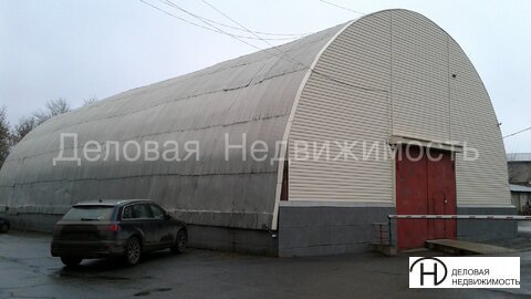 Сдам в аренду склад-ангар в Ижевске - Фото 1
