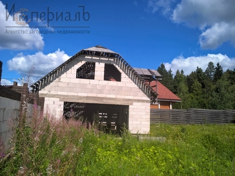 Большой дом на просторном участке на границе с Московской область - Фото 3