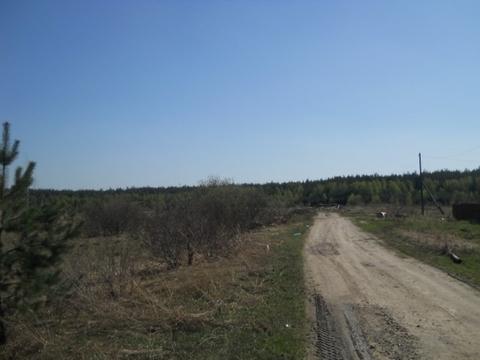 Земельный участок в д.Лаптево, Клепиковского района, Рязанской области.