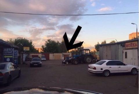 """Продам гараж 24кв.м в ГСК """"Сирена """" на ул.Новорязанское шоссе, д.3а , - Фото 3"""