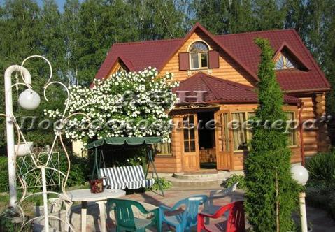 Симферопольское ш. 45 км от МКАД, Троицкое, Коттедж 160 кв. м - Фото 1