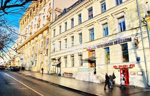Продажа офиса, м. Китай-город, Лубянский проезд - Фото 3