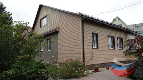 Кирпичный Дом 150 кв.м г. Александров 100 км от МКАД Ярославское ш. - Фото 1