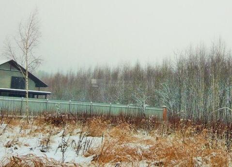 Участок 12 сот. , Минское ш, 28 км. от МКАД. Голицыно - Фото 1