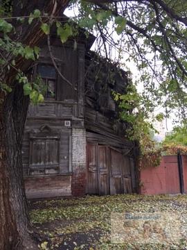 Продам 1/2 часть ветхого дома в центре Саратова - Фото 4