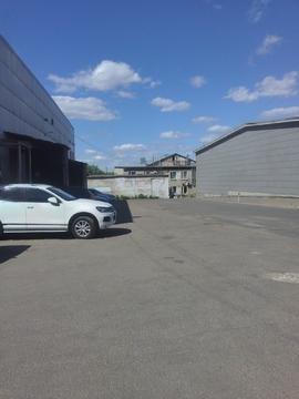 Сдается отдельное здание, теплое, под производство, склад-1500м2 - Фото 2