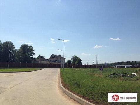 Участок 15.5 сот, земли поселений (ИЖС), Киевское шоссе, 25 км - Фото 4