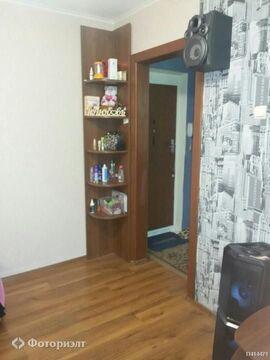 Квартира 1-комнатная Саратов, 6-й квартал, ул Перспективная - Фото 3